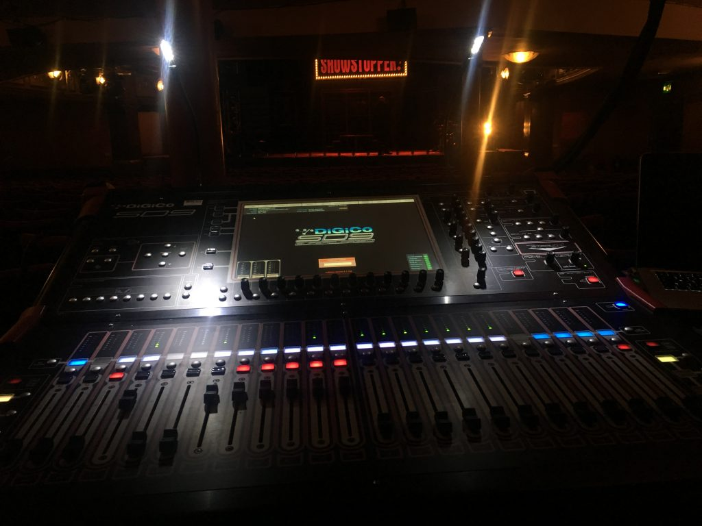 Showstopper! | Sound Design & Hire Show Works
