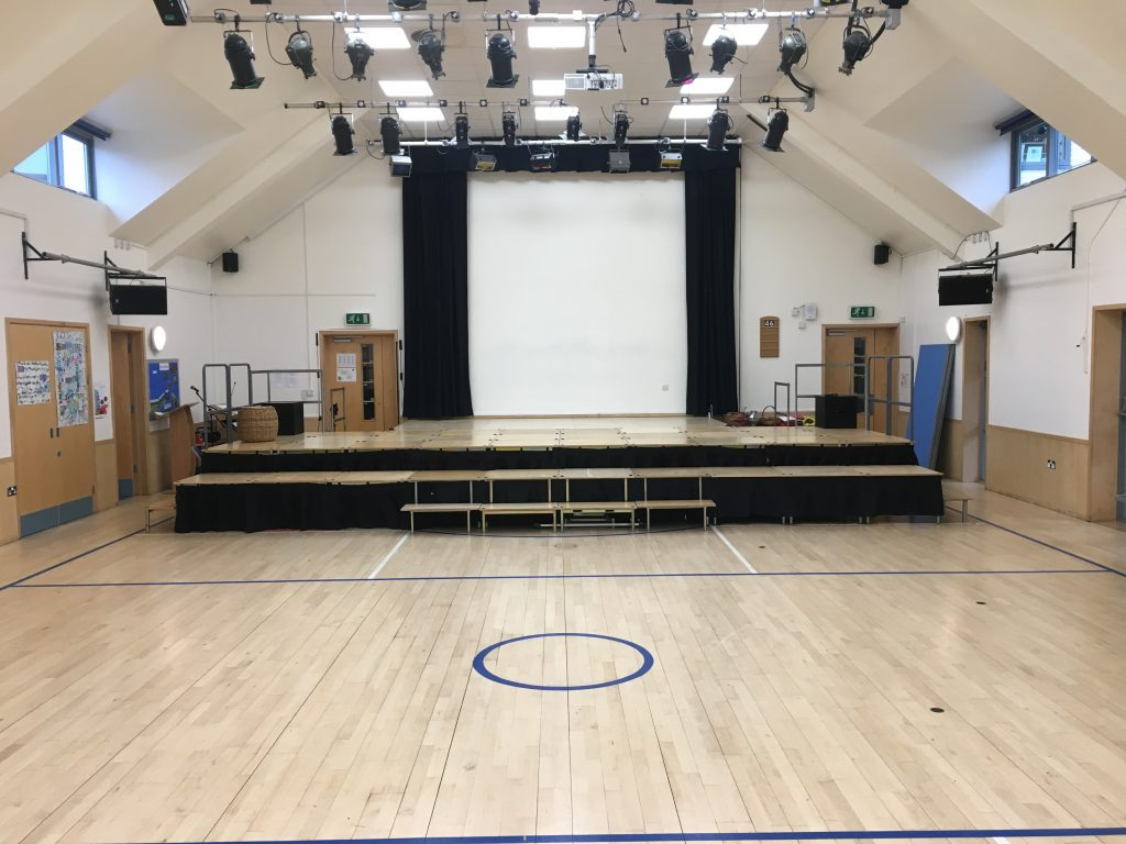 Upton House School | Sound & Live Streaming Install Show Works