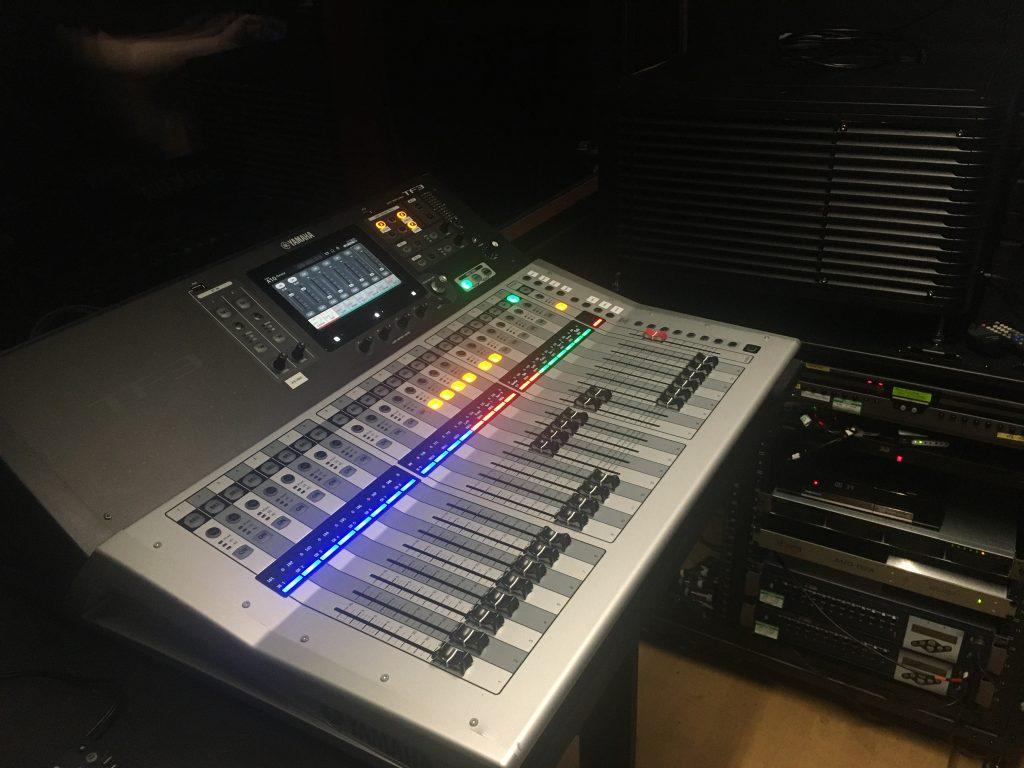 Key Theatre | Cinema/Theatre Sound Install Show Works